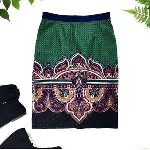 Anthropologie | Edme & Esyllte patterned skirt 2